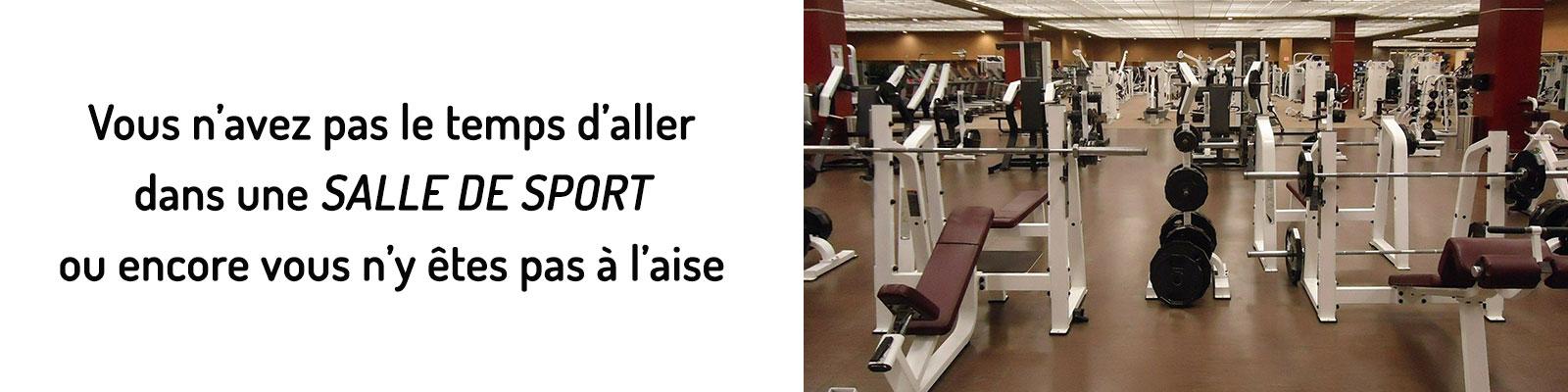 salle de sport pour remise en forme avec coach sportif Toulouse